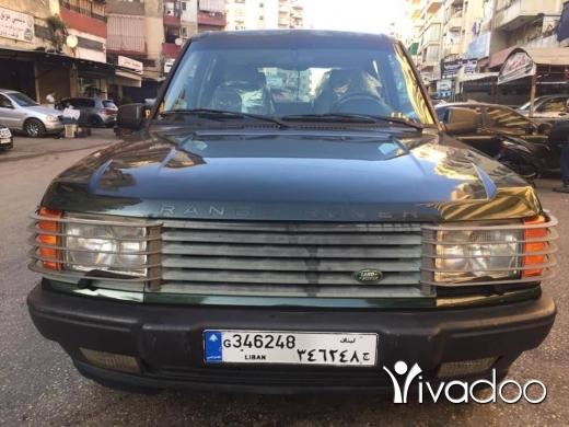Land Rover in Nakhleh - Range rover
