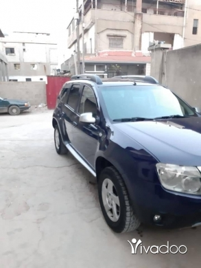Dacia in Beirut City - Duster 2012