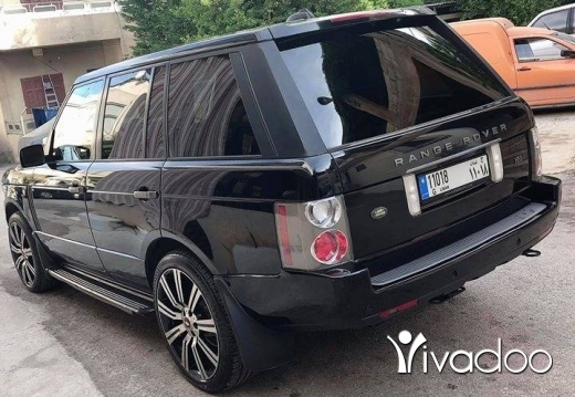 Rover in Zahleh - Range rover vogue HSE 2007