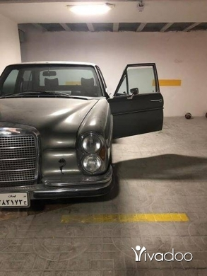 Mercedes-Benz in Achrafieh - mercedes antic 280se