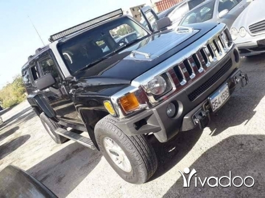 Hummer in Damour - Hummer he 2006