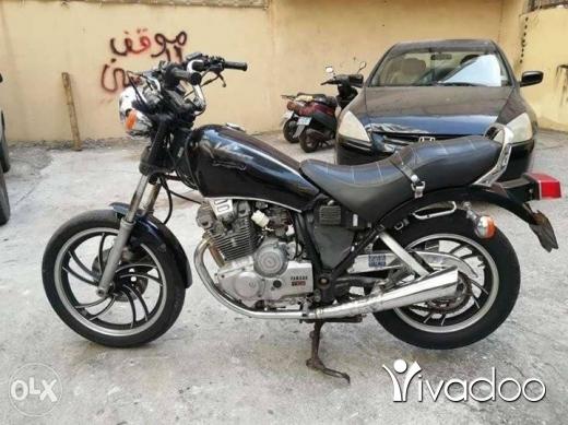 Yamaha in Port of Beirut - Yamaha xs 250cc