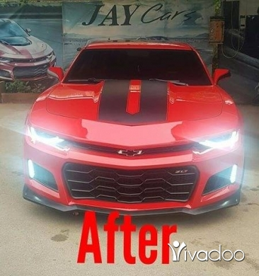 Other in Beirut City - Camaro new look
