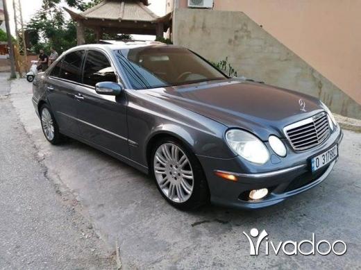 Mercedes-Benz in Aramoun - mercedes E350 for sell