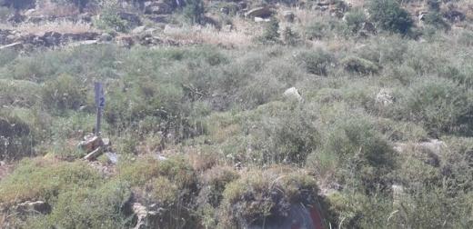 Land in Bhamdoun - ارض للبيع بحمدون مساحة 3384م