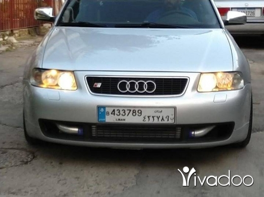 Audi in Aley - Audi s3 2000 1.8 t for sale