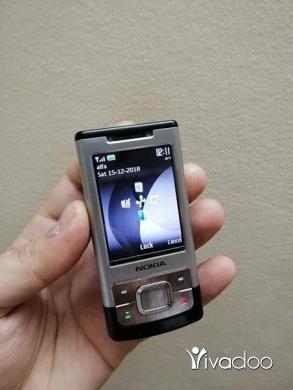 Nokia in Port of Beirut - Nokia 6500 slide