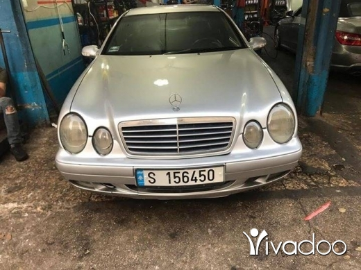 Mercedes-Benz in Beirut City - Metcedes clk230 compressor 1998