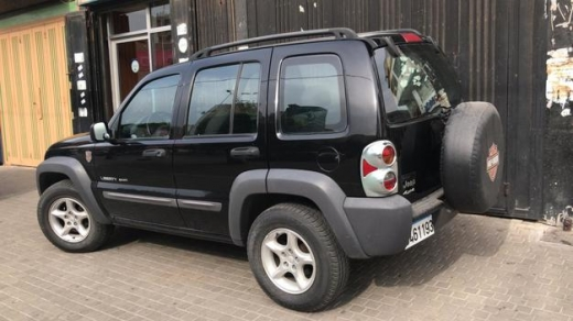 Jeep in Azmi - 2002 Jeep Liberty in excellent condition