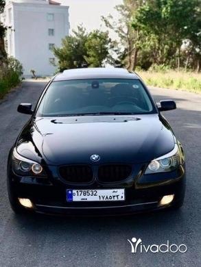 BMW in Beirut City - BMW-528i