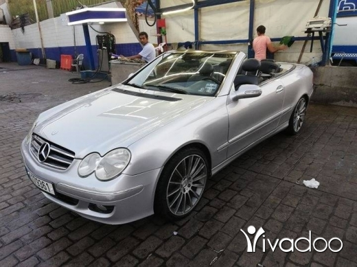 Mercedes-Benz in Beirut City - marcedes clk