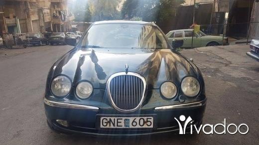 Jaguar in Tripoli - جاغوار s type