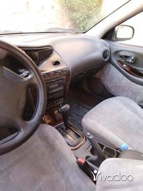 Daewoo in Port of Beirut - Dewo lokanza model 2000