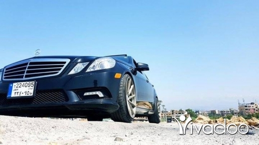 Mercedes-Benz in Tripoli - E550 mod 2011 clean carfax