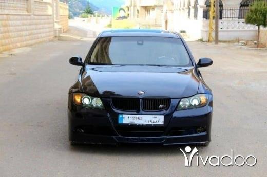 BMW in Bekka - E90 bmw 2006
