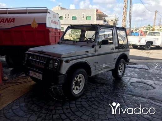 Suzuki in Nabatyeh - جيب سوزوكي للبيع