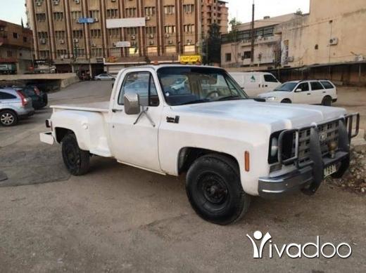 Vans in Nabatyeh - بيك اب شفروليه للبيع