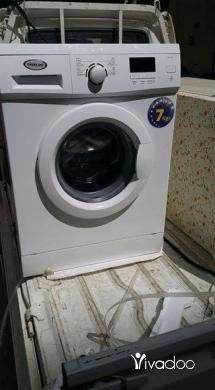 غسالة ملابس في طرابلس - غسالة اوتوماتيك berloni