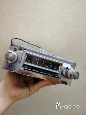 Accessories in Beirut City - old American classik car radio