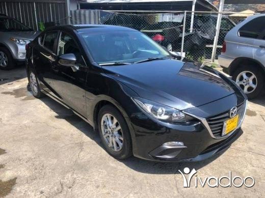Mazda in Dbayeh - Mazda 3 2014 black onblack full option