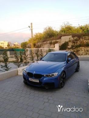 BMW in Beirut City - BMW 328 2014