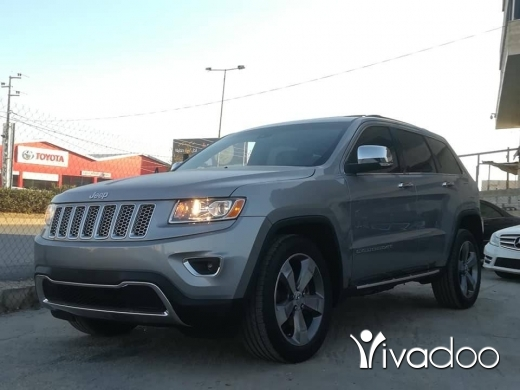 Jeep in Beirut City - Jeep 2014 limited
