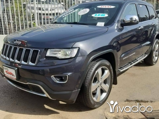 Jeep in Beirut City - Jeep Grand Cherokee 2014