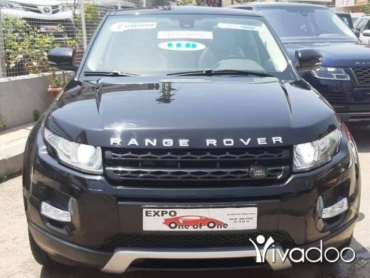 Land Rover dans Beyrouth - Range Rover evoque dynamic