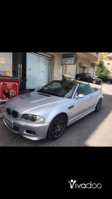 BMW in Beirut City - M3 2001
