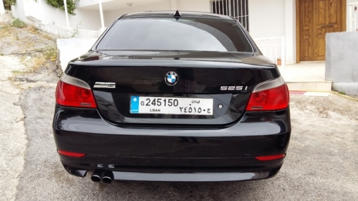 BMW in Antelias - BMW 525 2004 for sale