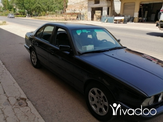 BMW in Beirut City - Bmw 525i 1994