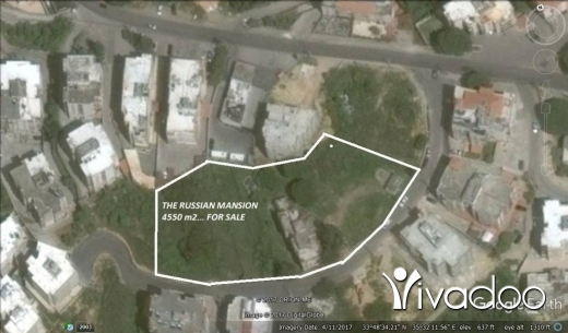 Farm and Estates in Bsaba - For Sale... Large property once the site of an embassy...