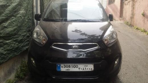 Kia in Other - For Sale Kia Picanto EX Black 1 owner 2014