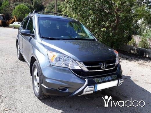 Honda in Beirut City - 2010 HONDA CRV-LX GREY/BLUE 4X4