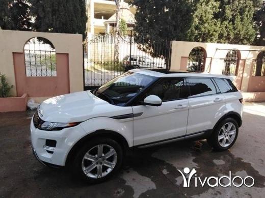 Rover in Tripoli - Evogue mod 2014 dynamic loock just arrived
