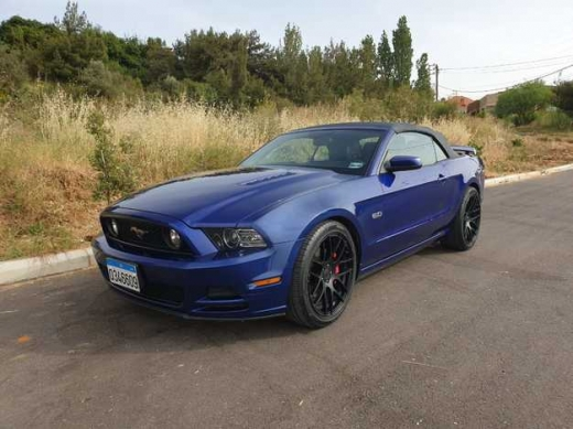 Ford in Fanar - Ford Mustang GT 2013 Convertible
