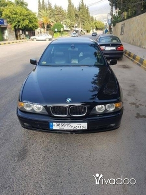 BMW in Beirut City - E39