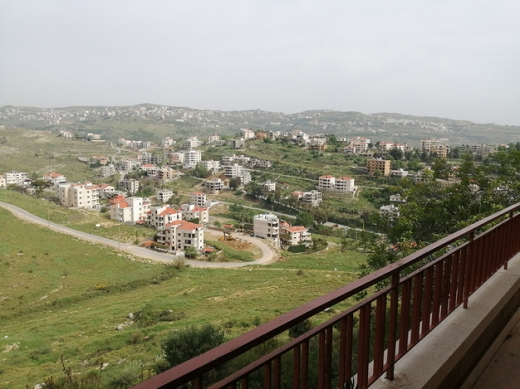 Apartments in Ain Jdideh - Apartments For Rent in Ain El Jdideh / Aley District, Near Bhamdoun