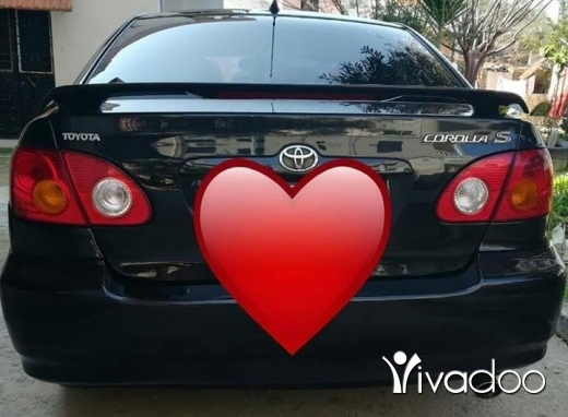 Toyota in Nabatyeh - Corolla ميكانيك وحديد نظيفة.امكانية الفحص بالكامل.70455414.انقاض
