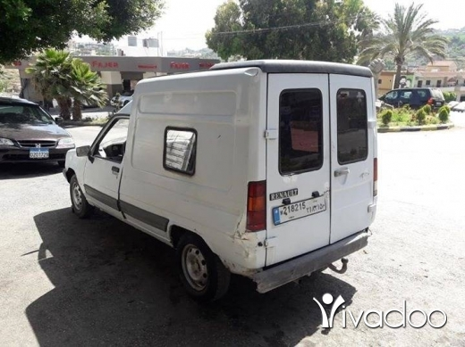 Renault in Maarakeh - ربيد رينو