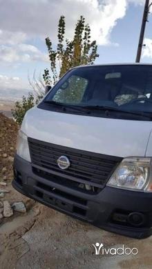 Vans in Tripoli - Nissan box