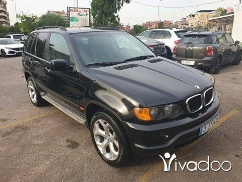BMW in Port of Beirut -  bmw x5