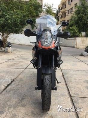 Baotian in Dbayeh - KTM 1190 Adventure