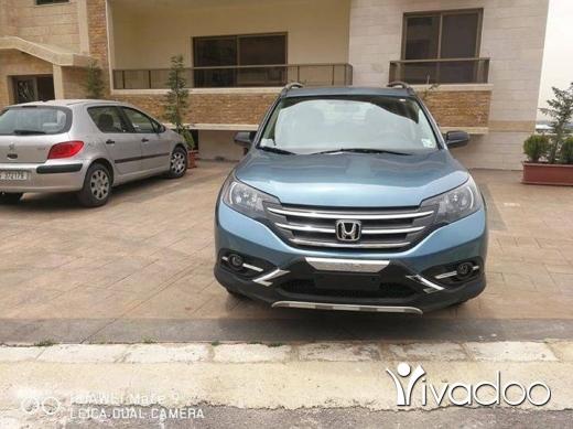 Honda in Beirut City - honda Crv 2013 LX 2