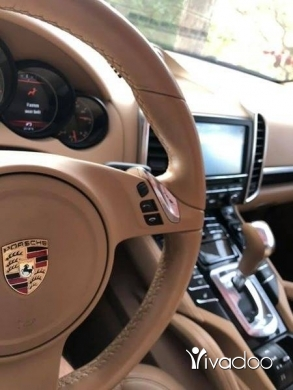 Porsche in Bekaata Ashkout - Porsche cayenne S V8 4.8L khere2