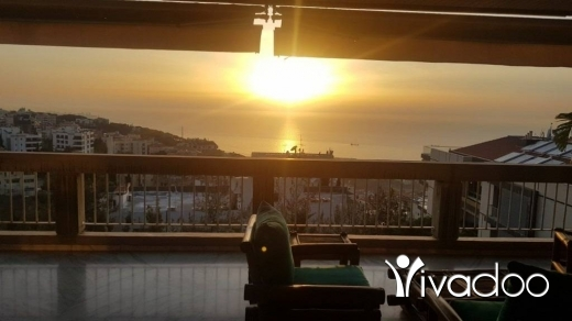 Apartments in Biyada - A furnished 280 m2 apartment having an open mountain/sea view for sale in Biyada