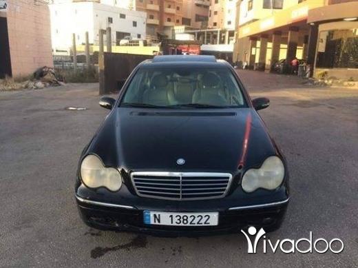 Mercedes-Benz in Nabatyeh - C320 2002