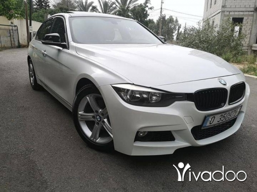 BMW in Nakhleh - Bmw F30  328i model 2012