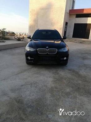 BMW in Tripoli - X6 5.0xdrive 2010 sport package fresh imported