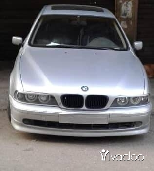 BMW in Tripoli - BMW M5
